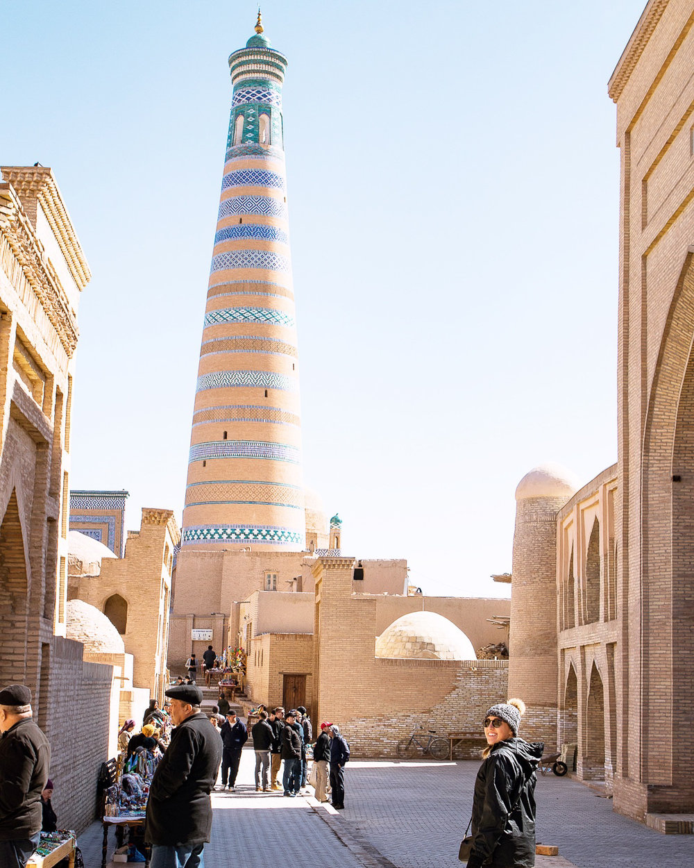 Khiva, Uzbekistan  - The Adventure Decade