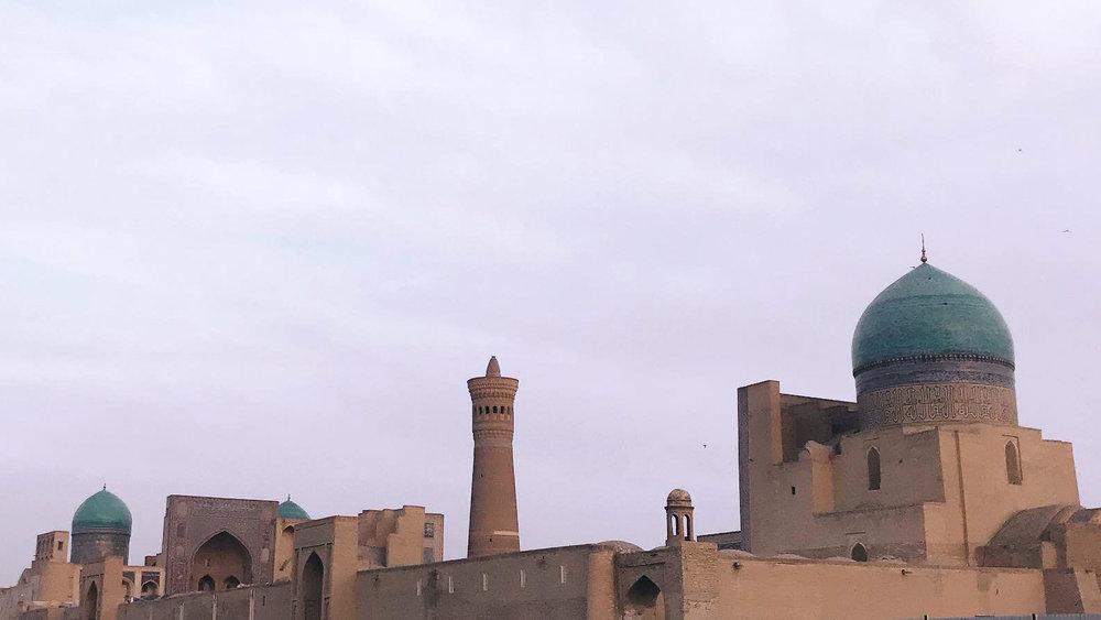 Bukhara - The Adventure Decade