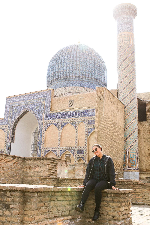 Samarkand - The Adventure Decade