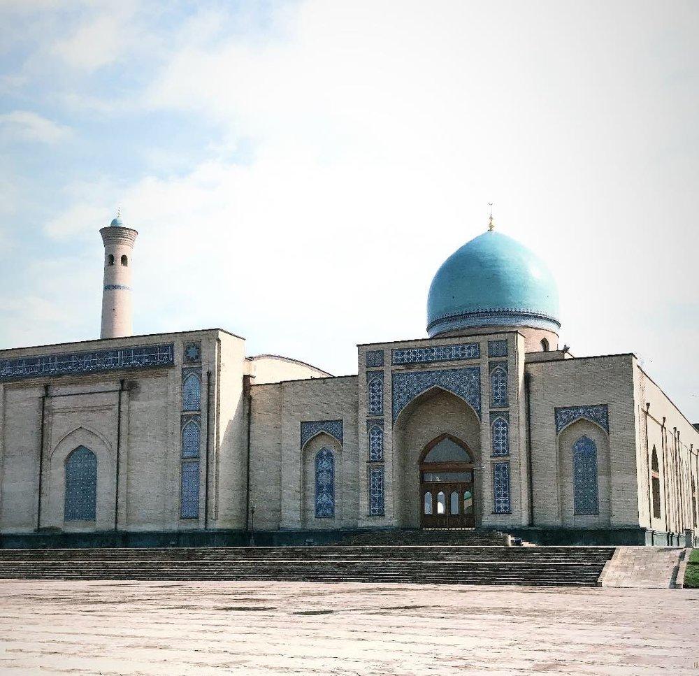 Tashkent - The Adventure Decade