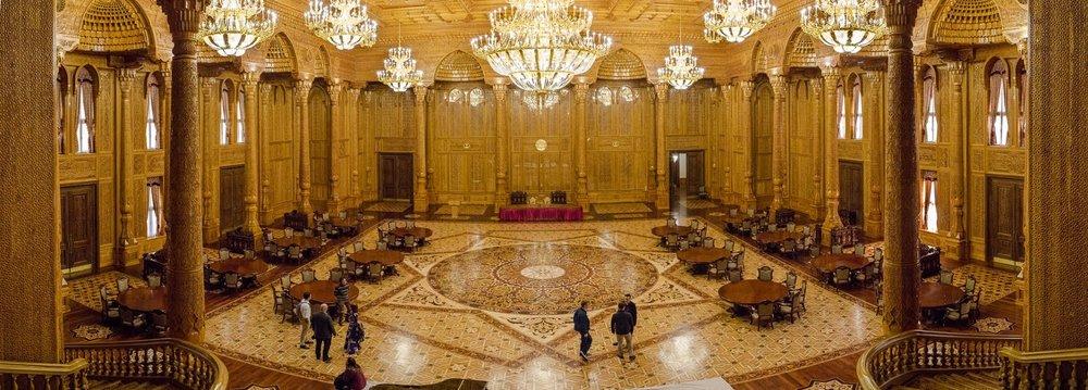 Nowruz Palace - The Adventure Decade
