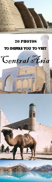 Central Asia - The Adventure Decade