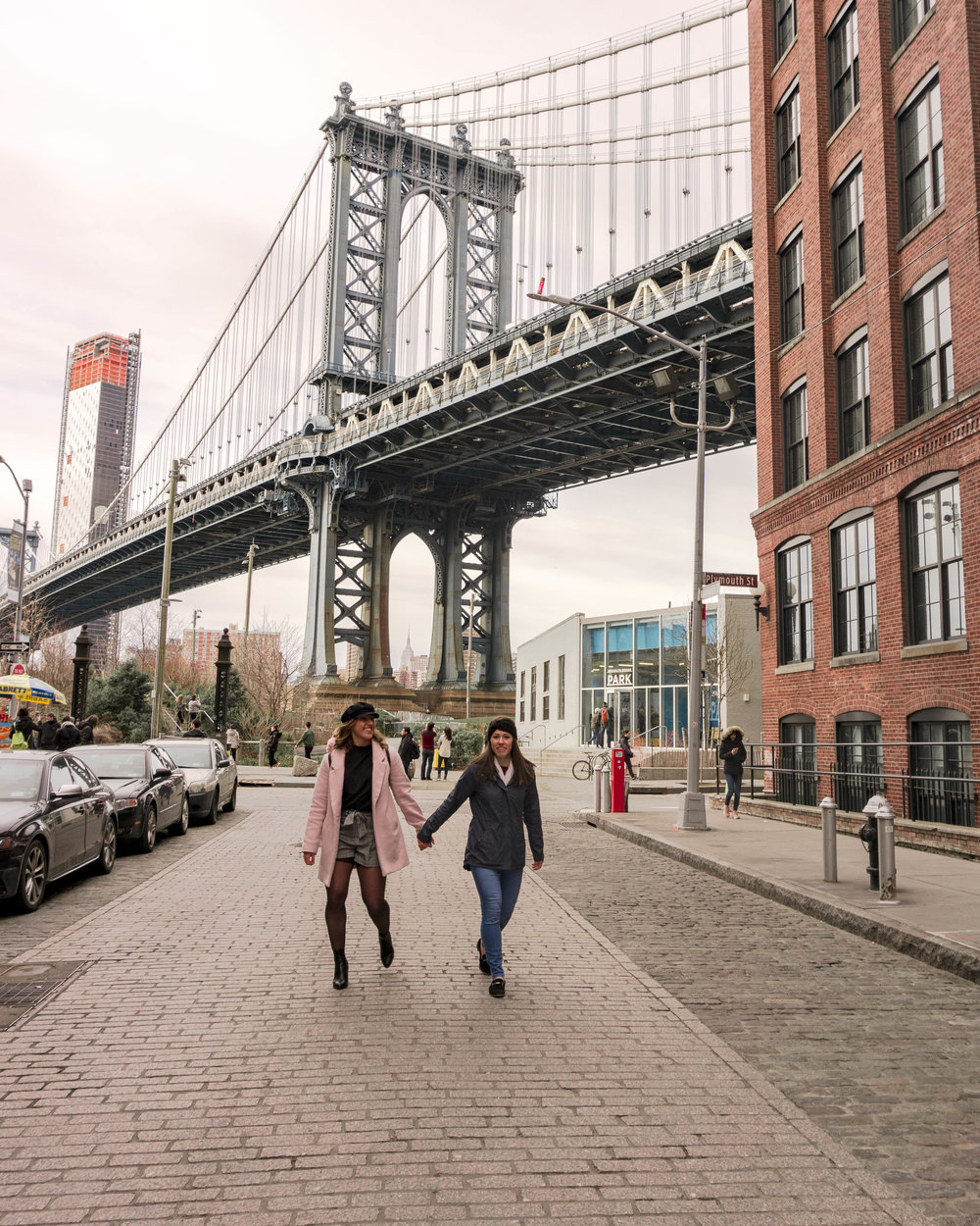 Dumbo, Brooklyn - The Adventure Decade