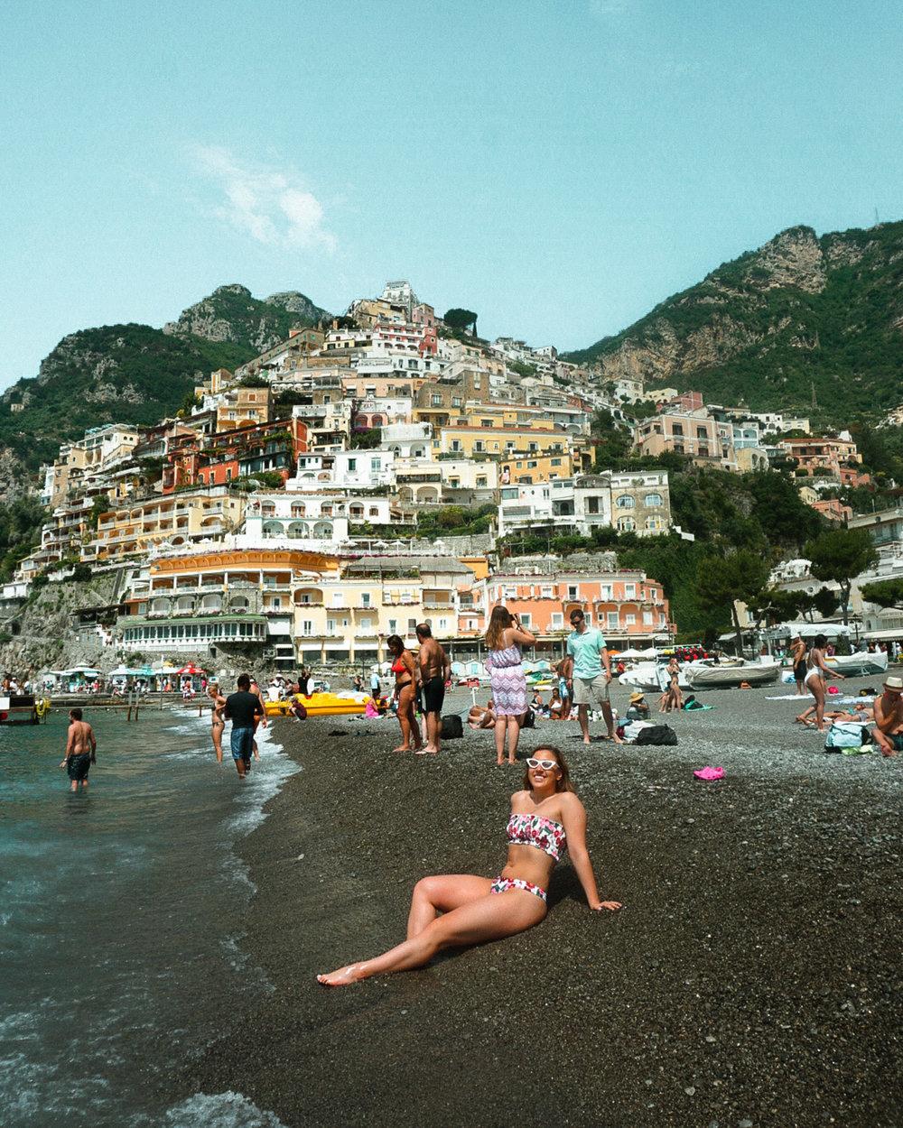 Amalfi Coast - The Adventure Decade