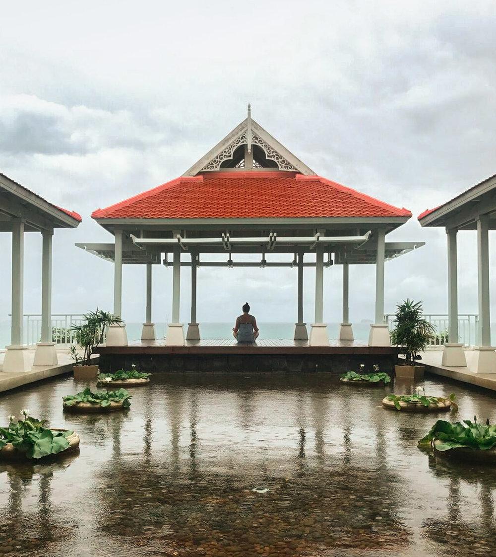 Amatara Wellness Resort, Phuket, Thailand