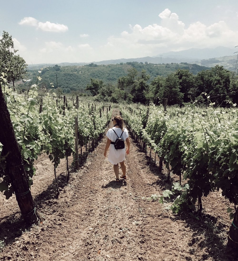 Italy - The Adventure Decade