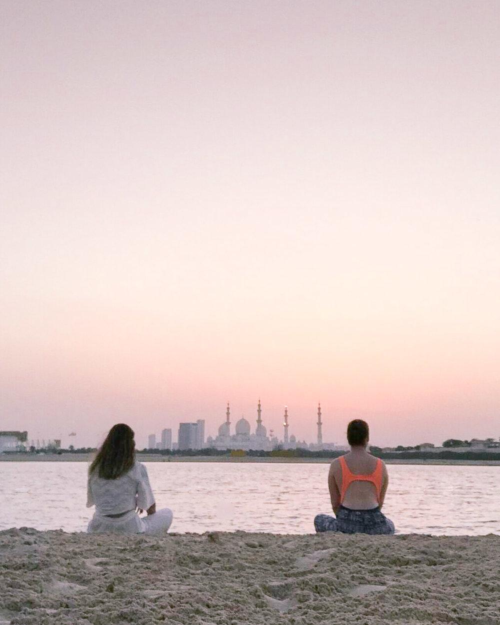 The UAE - The Adventure Decade