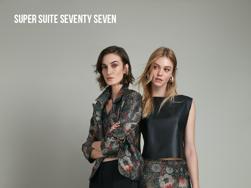 SUPER SUITE SEVENTY SEVEN