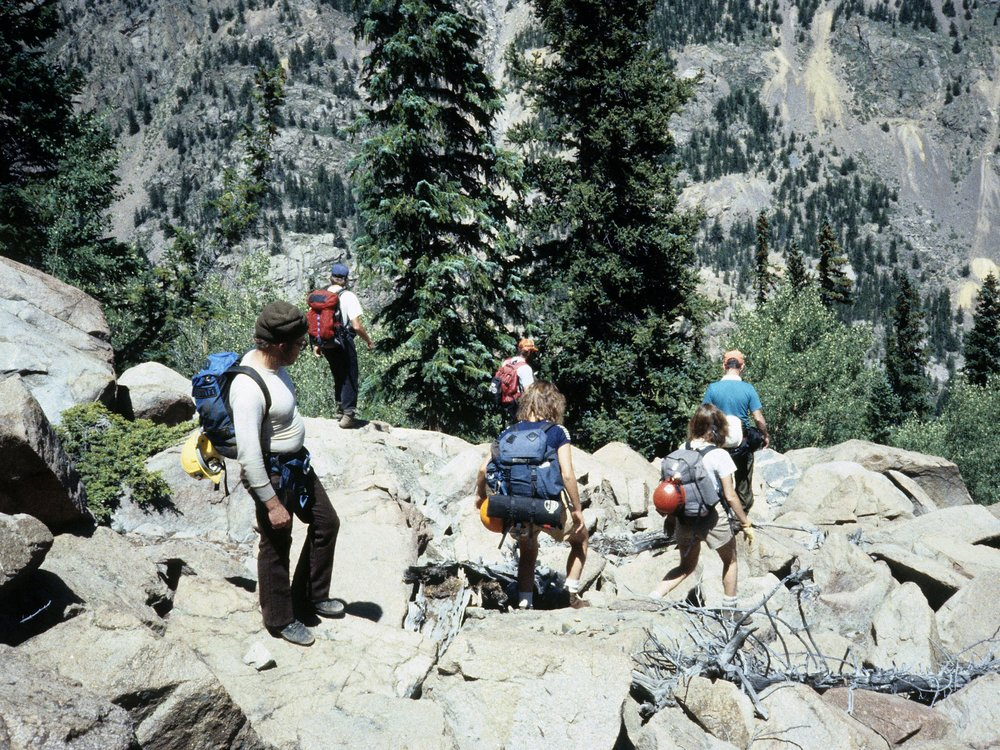 003 | AUG 8, 1988 - Keith Reinhard is reported missing.Colorado's Alpine Rescue Team launches a massive search and rescue mission on Pendleton Mountain.