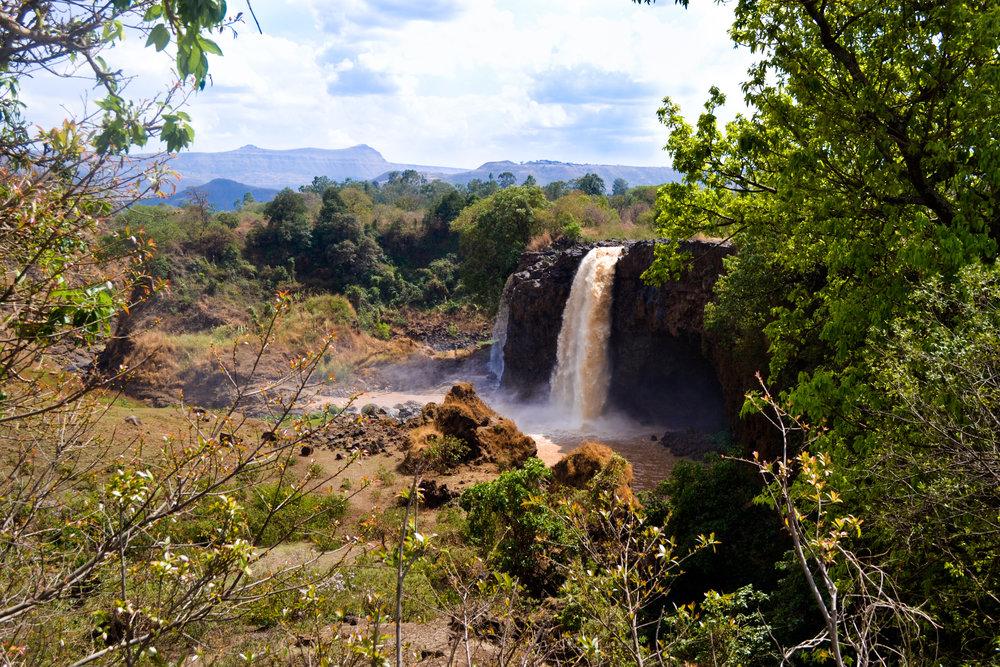 Tis Abay Falls, flowing out of Lake Tana.jpg