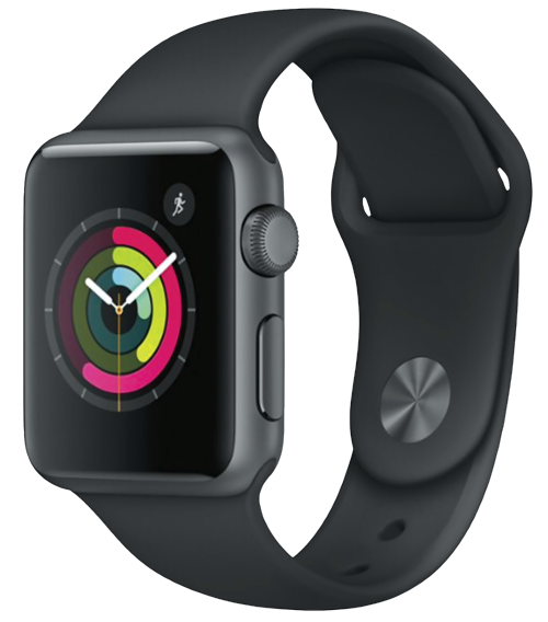 You Could Win an Apple Watch! - No purchase necessary.