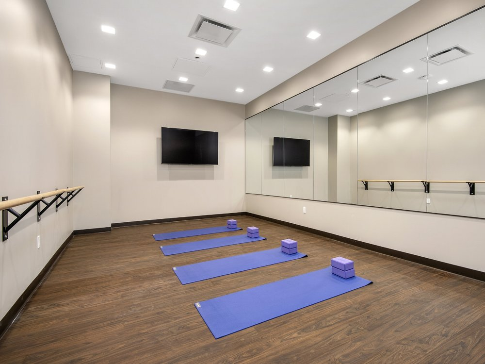 PHASE II YOGA STUDIO