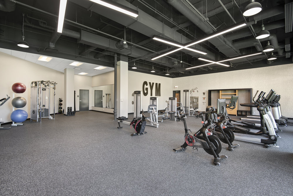 PHASE II FITNESS CENTER