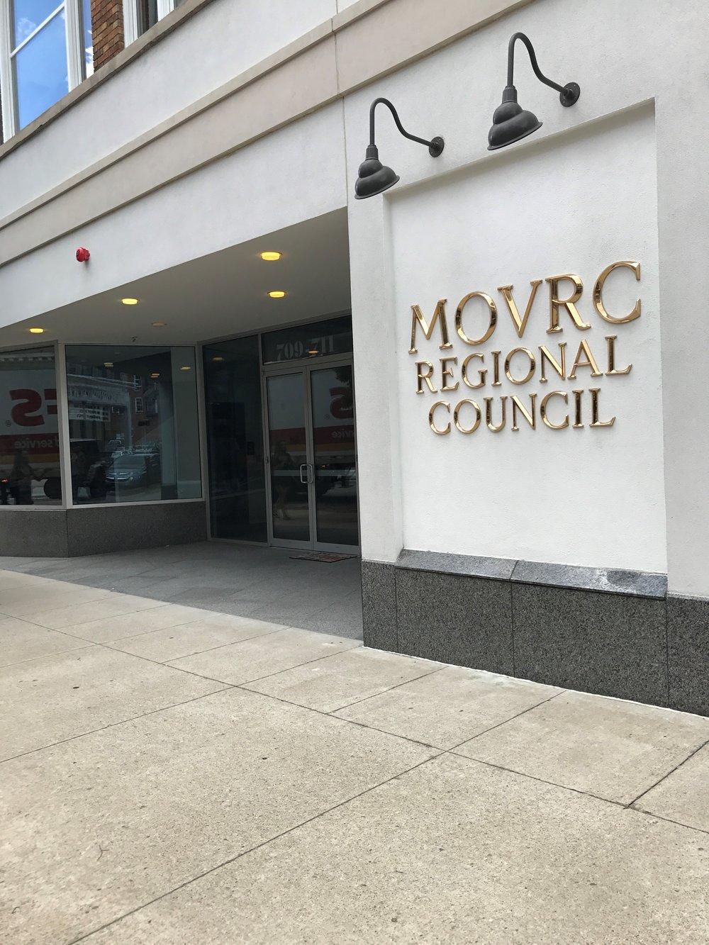 MOVRC building shot