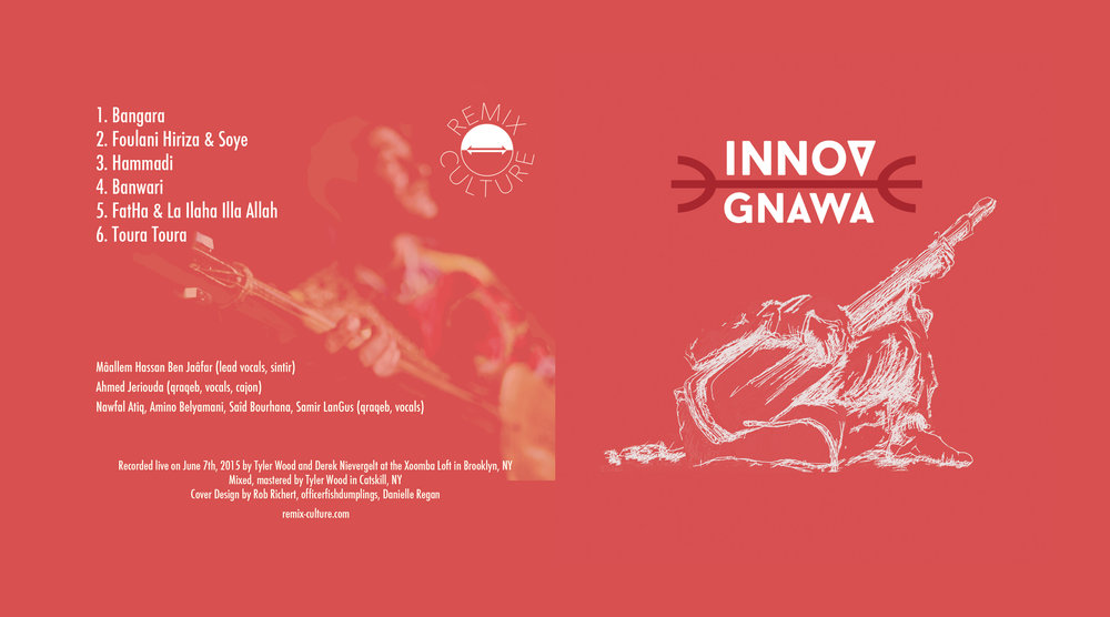 Innov Gnawa - CD - Listen, then buy