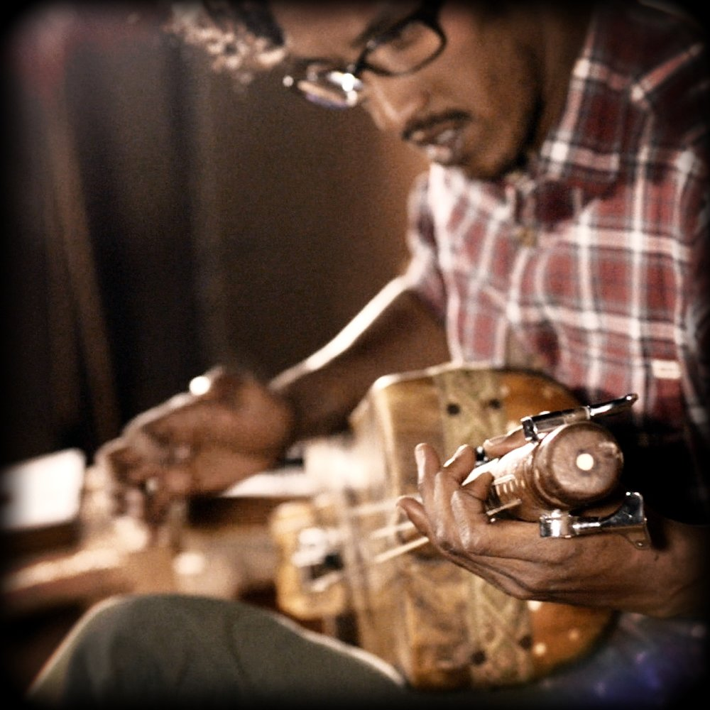 Mourad Belouadi  A journey through a few of the dozens of instruments this Moroccan gentle soul has mastered.