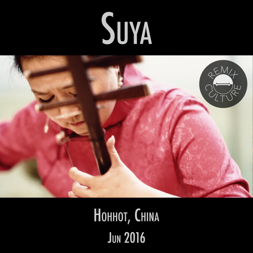 Virtuosic yet expressive solo performances by Suya on the Sihu, a bowed and plucked string instrument from Inner Mongolia, China.