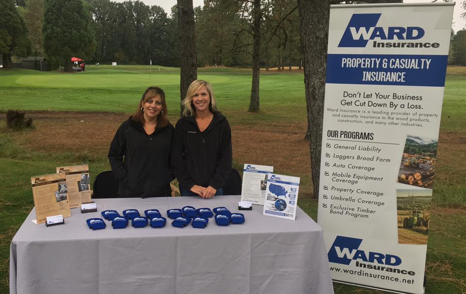 Bill Barr Memorial Golf Classic - Ward insurance took to the greens as the Title Sponsor and Hole Sponsor of the 18th Annual Golf Classic benefit for children living in St. Vincent de Paul's Affordable Housing. This was Ward's 5th year as a sponsor of the event. Employees enjoyed a round of golf and were available to discuss insurance with attendees.