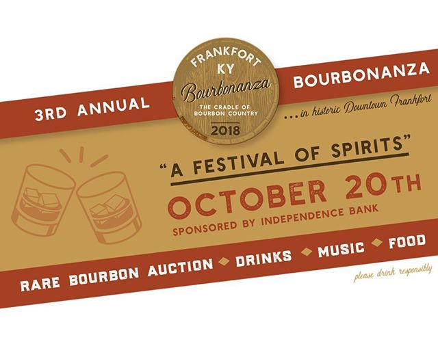 TICKET LAUNCH DETAILS WILL BE AVAILABLE EARLY THIS WEEK! ...get ready!  https://www.bourbonanza.com  #bourbon #needwesaymore #getinline #wontlastlong #RAREbourbon #auction