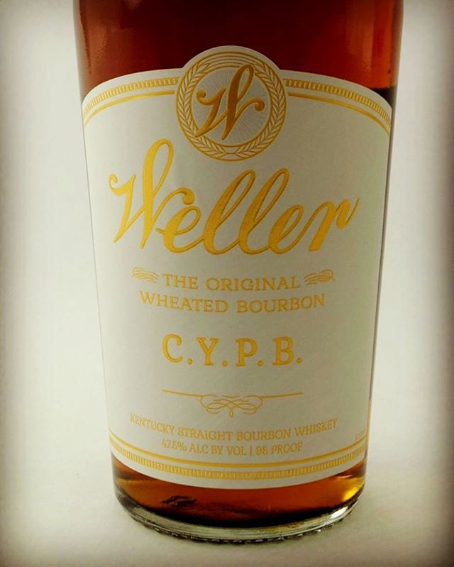 """Auction Item #8: . WELLER CYPB(""""Craft Your Perfect Bourbon"""") . Crafted by bourbon fans on BTD's """"Craft Your Perfect Bourbon"""" website About 8 years old Wheated recipe! 95 proof Released Summer of 2018 – immediately sold out"""