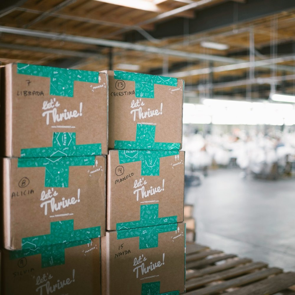 Thrive Market Fulfillment Center, Reno NV