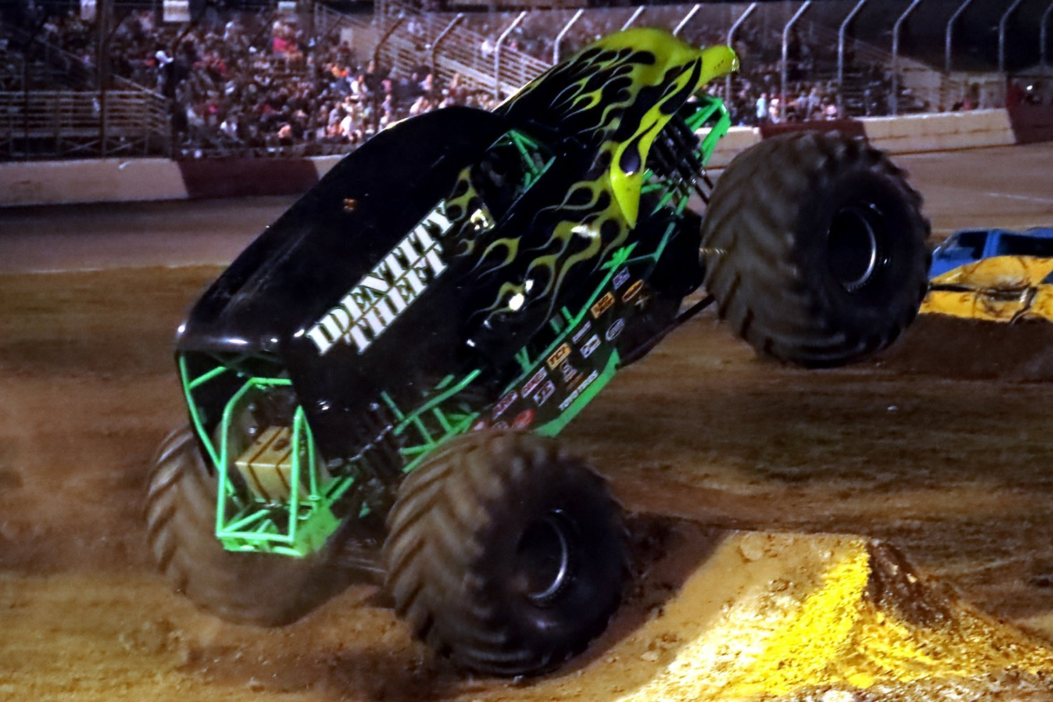 Malicious Monster Truck Tour and Demo Derby — @the Grounds