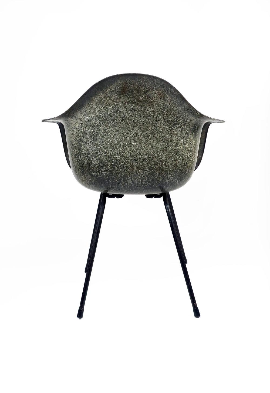 Eames Molded Fiberglass Armchair For Herman Miller
