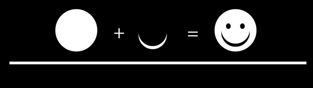 Gongo + Tigelas = Sorriso (Detalhe do flyer eletrônico do nosso 10 encontro aberto).