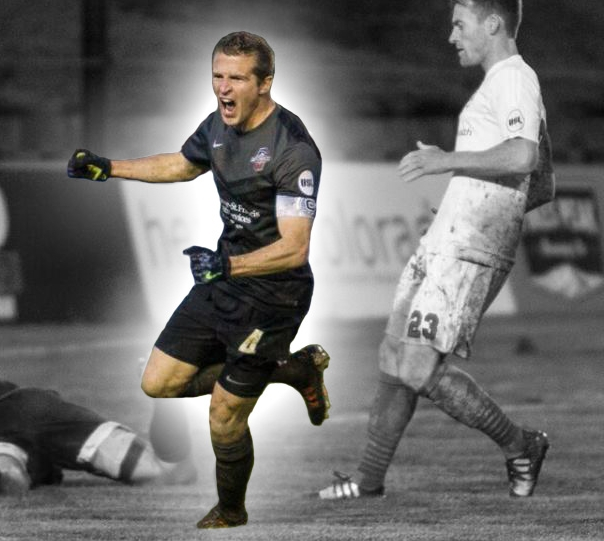 Luke Vercollone - beAst. ministries Co-Founder, Luke Vercollone, has been playing pro soccer since getting drafted into the MLS in 2004. He currently plays for the Colorado Spring Switchbacks FC in the United Soccer League (USL). Luke is married and has 4 children. In addition to pro soccer, Luke is the President and Founder of Mighty Kicks Franchising and Pro Performance. He is a practicing Catholic with a passion for the Bible, apologetics, ecumenism and Christian unity. He shares his story and speaks to all Christians on multiple subjects including holiness (be a saint), spiritual combat and running the race to win!