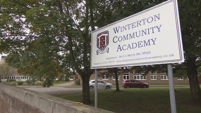 Winterton Community Academy - We worked with Winterton Community Academy throughout March & April to create something modern and full width. Their new site launched in June 2018.