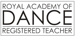 RAD - Royal Academy of Dance - logo