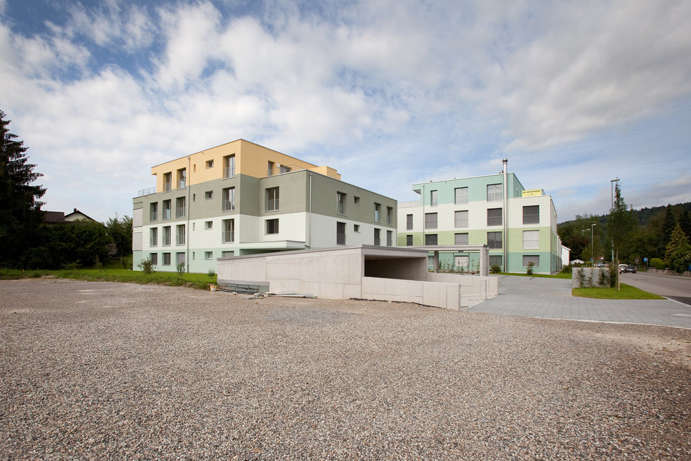 BEECK Mineral Paints - Beeckosil Project - Swiss Apartments 1