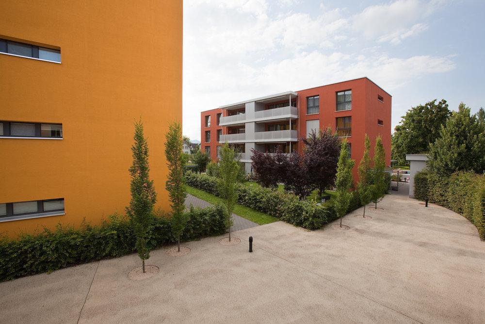 BEECK Renosil Project - Apartments in Lenzburg Switzerland 2
