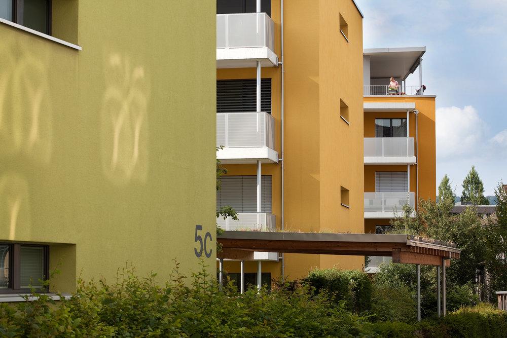 BEECK Renosil Project - Apartments in Lenzburg Switzerland 3