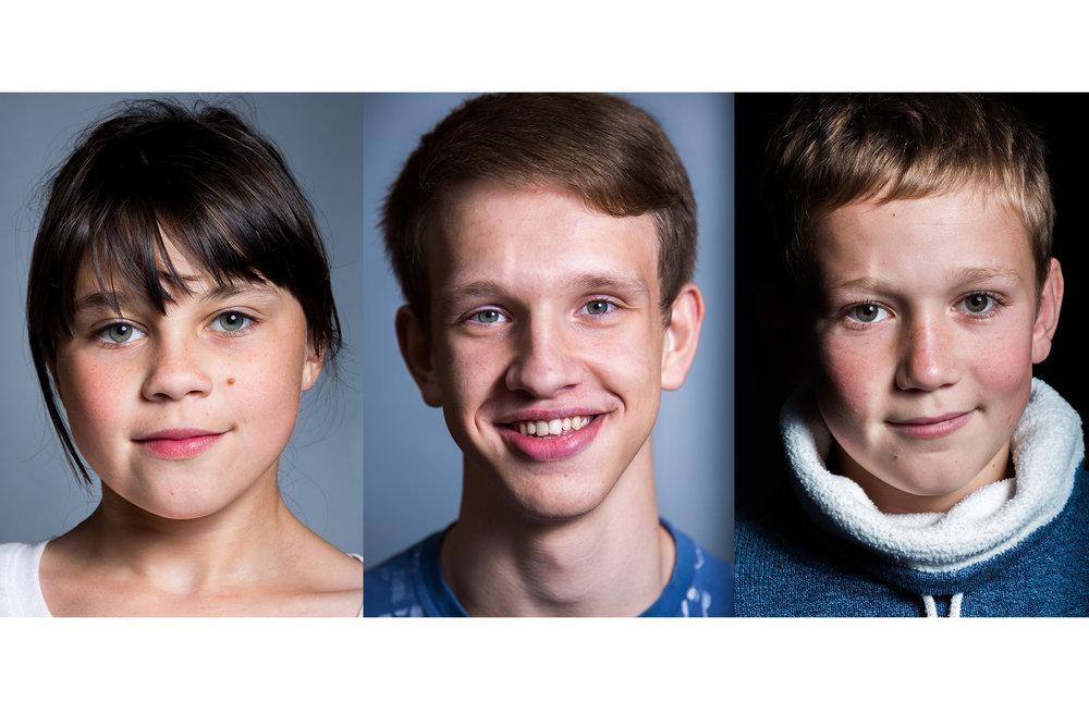 Chance Camp Portraits - Belarus, 2017