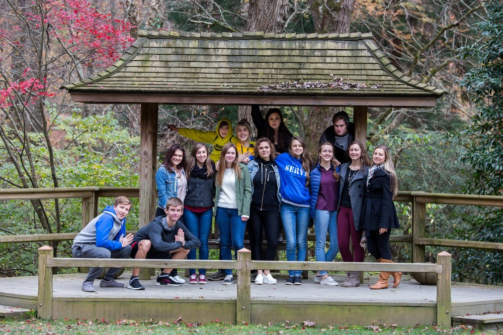 Charlotte, North Carolina & Oklahoma Youth Trip - 2017