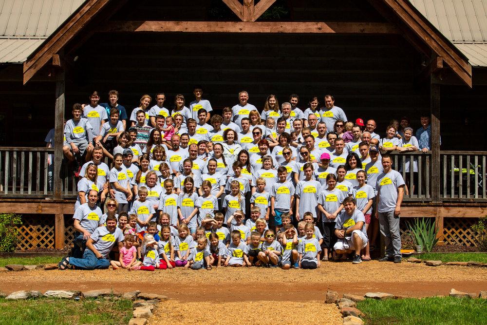 CRBC Camp - Georgia, 2018
