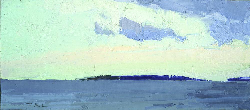 September on Penobscot Bay