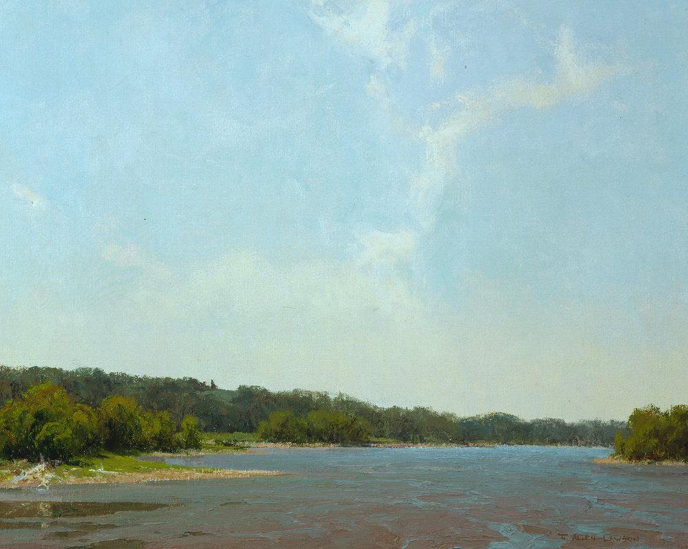 The Muddy Missouri