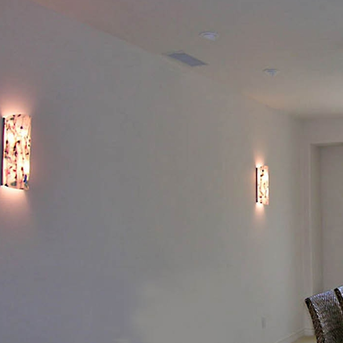 Ceres II wall sconces and custom fan light.jpg