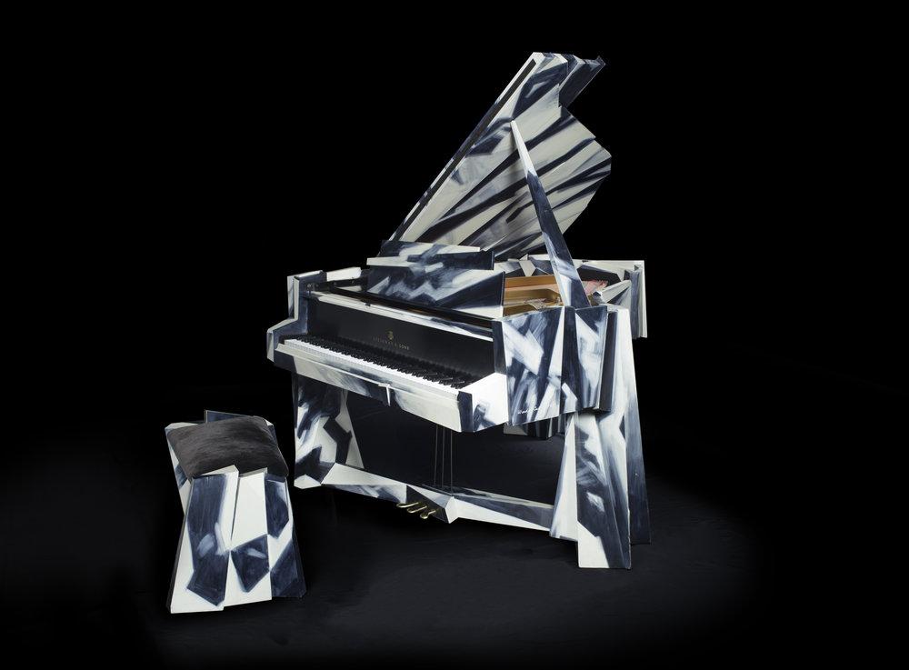 Calagari Piano , 1990