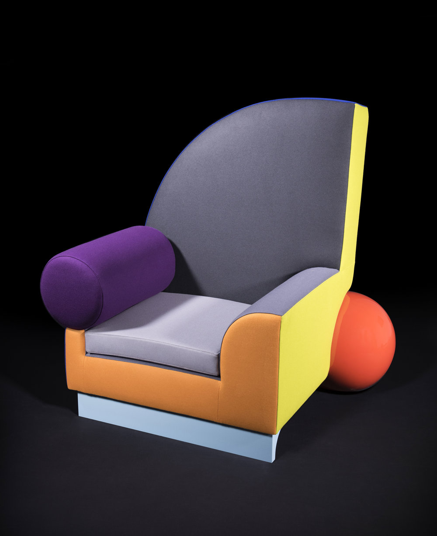 Bel Air   chair , 1982
