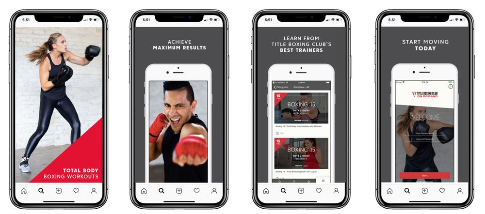 App Promo Screens