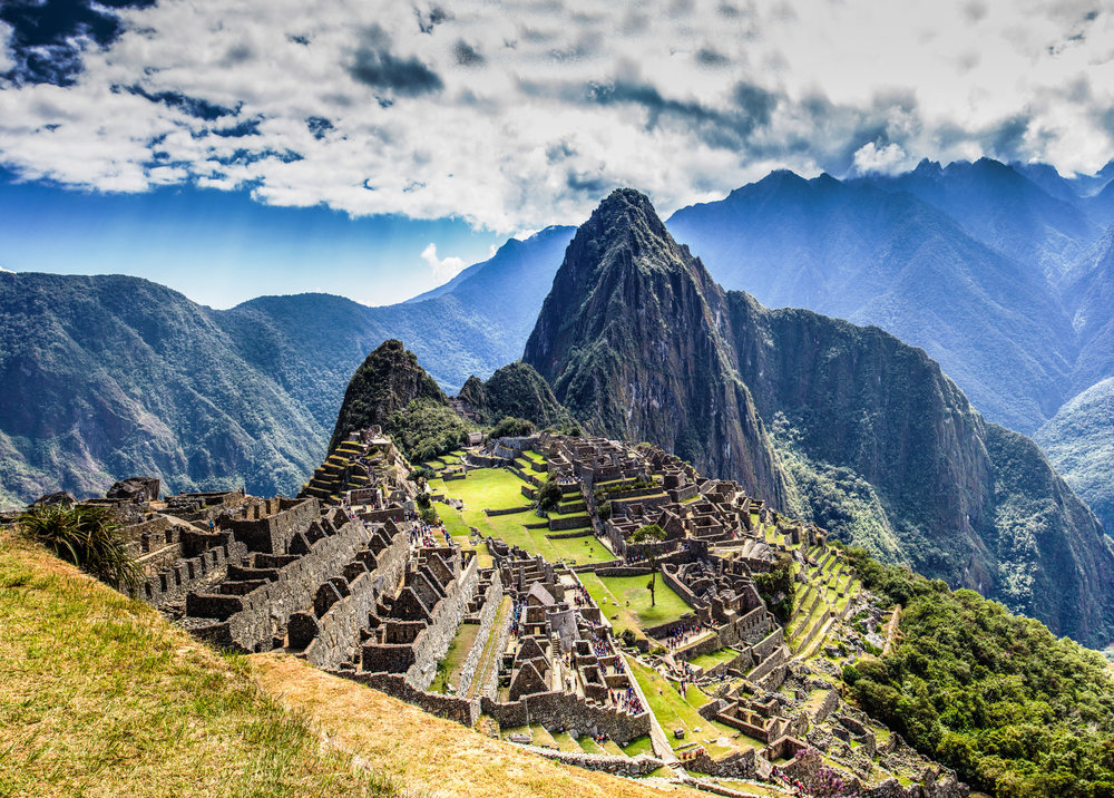 Peru - I am extremely excited to visit Peru. The culture and amazing Macchu Picchu have drawn me to Peru. I hope this country is amazing as I think it will! This is definitely going to be a great place for some photography! I will be spending some time in Peru exploring for sure. I will spend some extra time here to really soak in Peru.