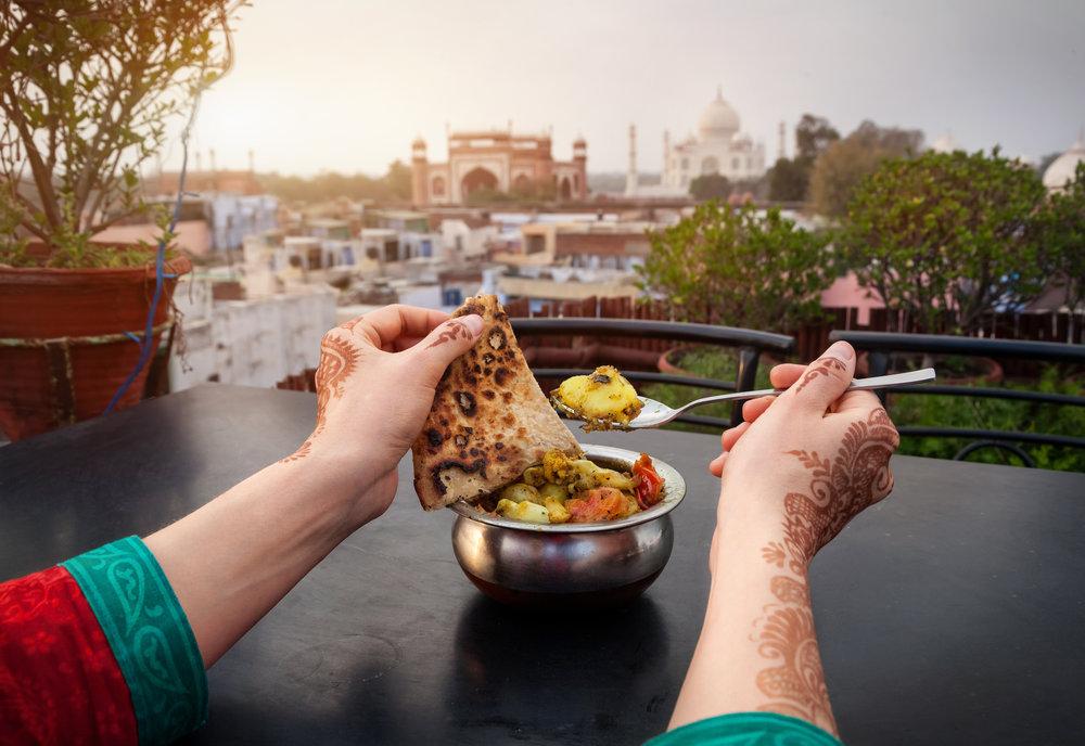 travel cuisine