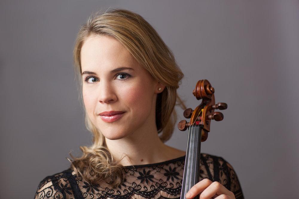 Margaret Dyer Harris | Viola