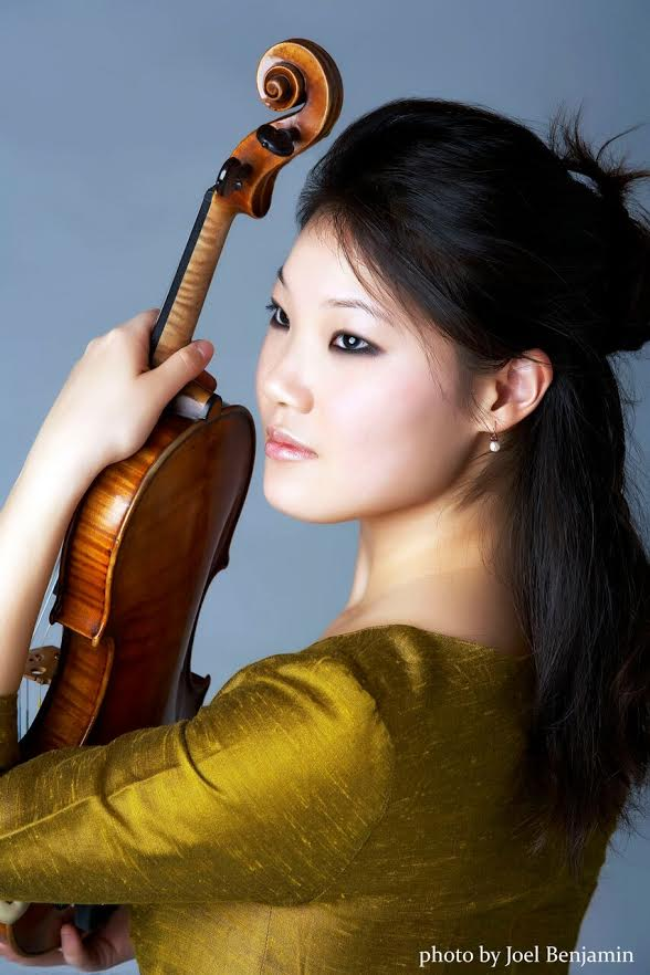 Rachel Lee Priday | Violin