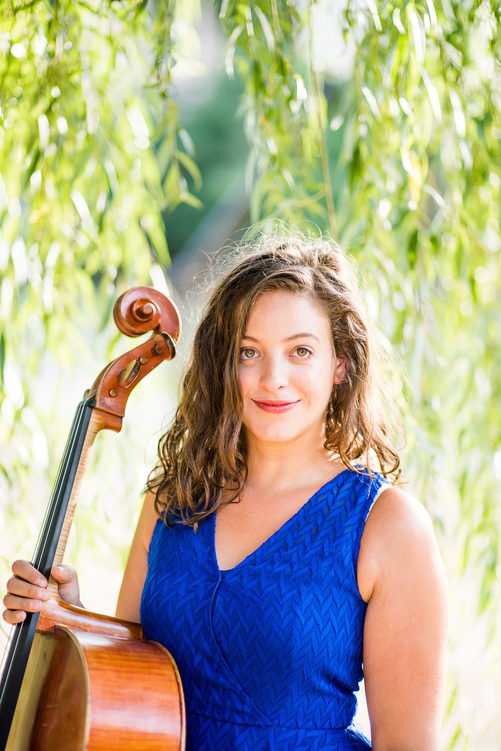 Gwen Krosnick | Cello