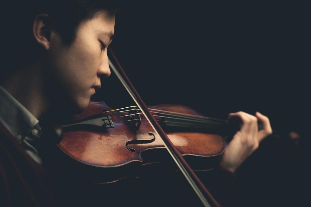 Sean Lee | Violin