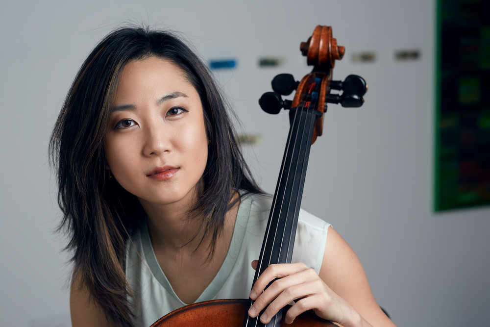 Jia Kim Artistic Director | Cello